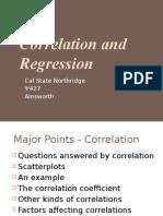 Topic03 Correlation Regression