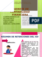 Comprobantes de Retencion y Percepcion