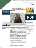 China Desperdiça 80 Bilhões de Dólares Construindo Canais de Água Ineficazes
