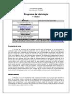 Programa Mariología URL 2016