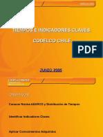 Norma Asarco  Codelco - Chuquicamata