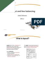 LE6_Layout & Line Balancing