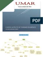 Cuenta Satélite de Turismo en México