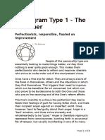 Enneagram Type-1