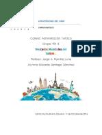 Mapa Conceptual y Ensayo Sobre La Cuenta Satélite
