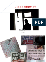Suicide Attempt Kasus Forensik