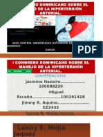 Manejo de La Hipertensión Arterial