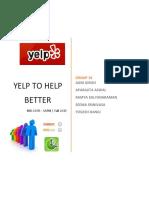 Yelp to Help