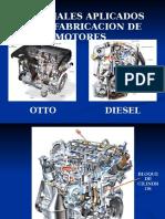 Materiales Aplicados en La Construccion de Motores