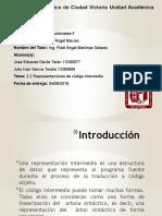 2-2 Representaciones de Código Intermedio