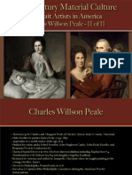 Portrait Artists - Peale, C.W 2