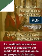Aprendizaje Basado en Proyectos 10994
