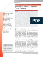 AAOS Femoral Shaft Fractures Guideline Article II