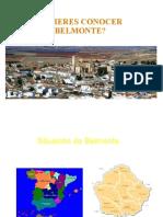 PRESENTACIÓN CEIP  FRAY LUIS DE LEÓN  BELMONTE