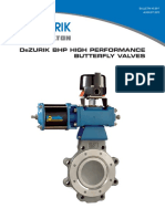 Dezurik High Performance Butterfly Valves Bhp Sales 45-00-1