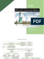 Cuenta Satélite Del Turismo en México