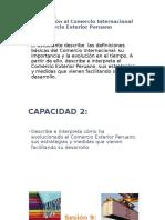 Comercio Exterior Peru