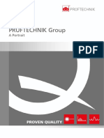 Pruftechnik Group Profile