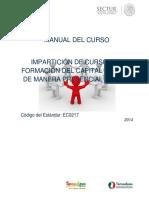 Manual Ec0217