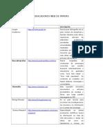 Buscadores Web de Papers