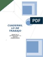 Cuadernillo de Trabajo Mejora de La Lectoescritura y La Dislexia (Primera Parte)