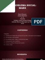 El Problema Social Karl Marx