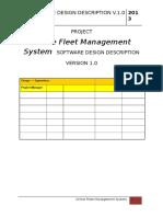 Sdd Online Fleet Management