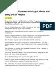 Aktobe News Digest 06.07.