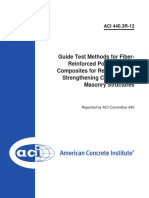 (ACI 440_3R-12) Guide Test Methods for Fiber-Reinforced Polymers (FRPs) for Reinforcing or Strengthening Concrete and Masonry Structures