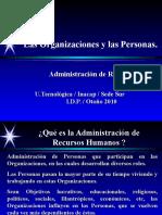 Las Organizaciones y las Personas.ppt