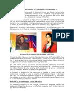 Biografía Resumida de Tomasa Tito Condemayta