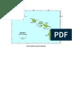 PETA KEPULAUAN HAWAII