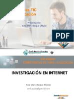 Modulo de Investigacion Web