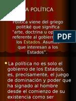 La Política -10