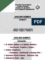 Análisis Químico - Volumetría de Neutralizaión