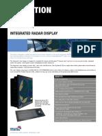 Navigation Radar Display