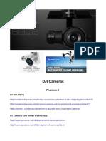 DJI Cameras