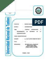 III Unidad-seccion 6- Logistica Internacional