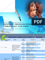 Sistem dan Teknologi Pengelolaan Limbah RS - RS Dharmais.pptx