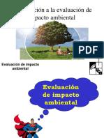 Introducción a La Evaluación de Impacto Ambientalff