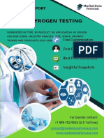 Pyrogen Testing Market at MarketDataForecast