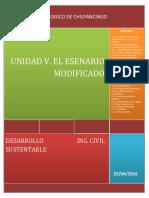 Desarrollo Sustentable Unidad 5