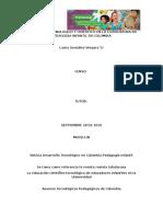 Colombia Desarrollo Tecnológico y Cientifico
