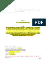 Ejemplo de Protocolo de Investigacion