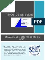 Tipos de SS Belts