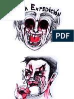 Dibujos Stephen King