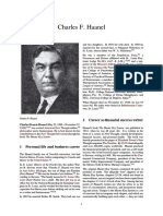 Charles F. Haanel