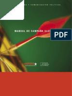 manual de campaña política