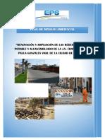 Plan Impacto Ambiental