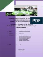 Trabajo Productividad en El Peru - GEROPE